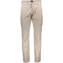 Vêtements Homme Chinos / Carrots Gant 1701.1913556 BEIGE 34