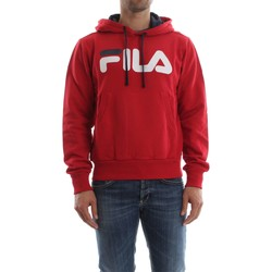 Vêtements Homme Sweats Fila 392024 FELPA CAPPUCCIO SWEAT-SHIRT Homme RED RED