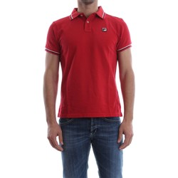Vêtements Homme Polos manches courtes Fila 392000 POLO BASIC POLO Homme RED RED