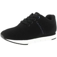 Chaussures Homme Baskets basses Calvin Klein Jeans s1451 noir