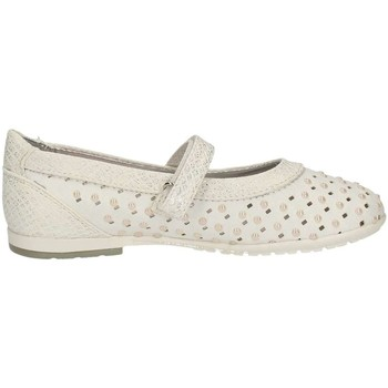 Chaussures Fille Ballerines / babies Asso 61006 BLANC