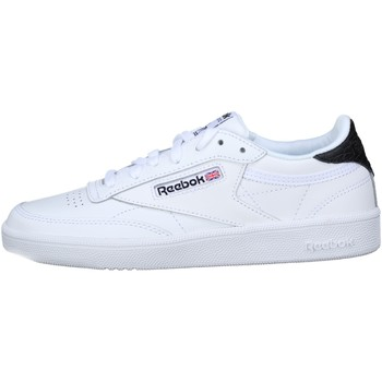 Chaussures Homme Baskets basses Reebok Sport Club C 85 Emboss Blanc