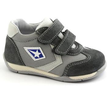 Chaussures Enfant Baskets basses Balocchi BAL-E18-483185-GR-a Grigio