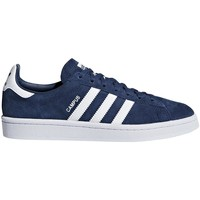 Chaussures Femme Baskets basses adidas Originals ZAPATILLAS  CAMPUS Bleu