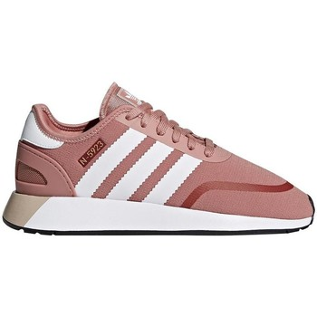 Chaussures Femme Baskets basses adidas Originals ZAPATILLAS  INIKI RUNNER CLS Rose