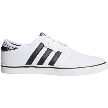 Chaussures Homme Baskets basses adidas Originals ZAPATILLAS  SEELEY Blanc