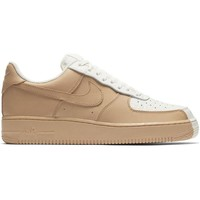 Chaussures Homme Baskets basses Nike ZAPATILLAS  AIR FORCE 1  07 Beige