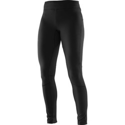 Vêtements Femme Pantalons de survêtement Salomon Equipe Warm Tight W Black