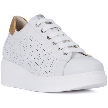 Chaussures Femme Baskets basses Melluso AURORA BIANCO Bianco