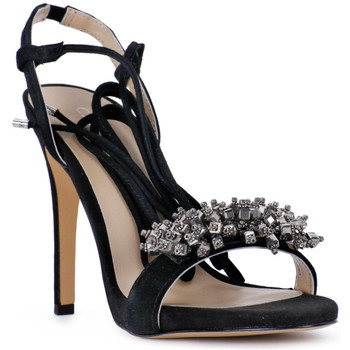 Chaussures Femme Sandales et Nu-pieds Café Noir CAFE NOIR SANDALO ACCESSORIO Nero