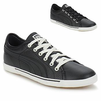Chaussures Baskets basses Puma BENECIO L.BLK