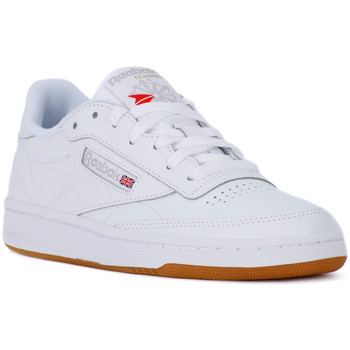Chaussures Femme Baskets basses Reebok Sport CLUB C 85 Bianco