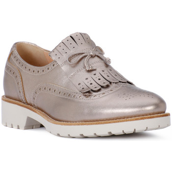 Chaussures Femme Derbies Nero Giardini MP NERO GIARDINI  OXIGEN BRONZO Marrone