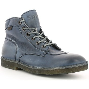 Chaussures Homme Boots Kickers KICK LEGEND Marine