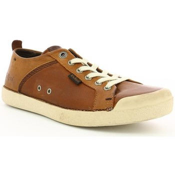 Chaussures Homme Baskets basses Kickers TRIPTIC Camel