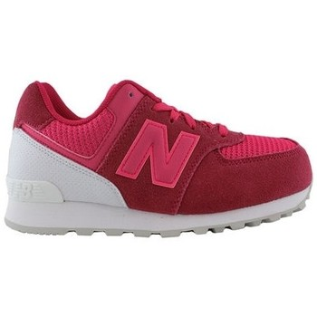 Chaussures Enfant Baskets basses New Balance kl574cop ROSE
