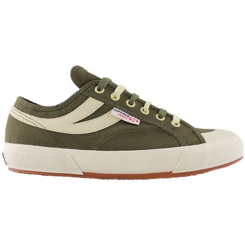 Basket Superga 2750-cotu panatta green military Xl1AWm1xfG