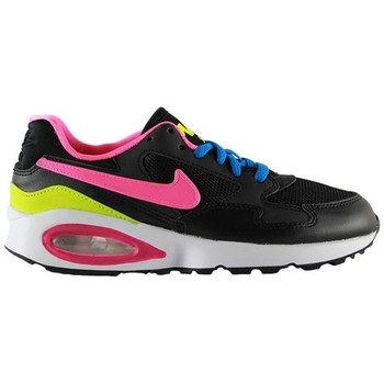the latest 12fed 79480 Chaussures Enfant Running   trail Nike air max st (gs) 653819 006 Noir