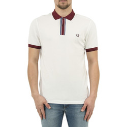 Vêtements Homme Polos manches courtes Fred Perry polos  m3588 blanc blanc