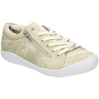 Chaussures Femme Baskets basses C. Tapioca 3080-7 BEIGE