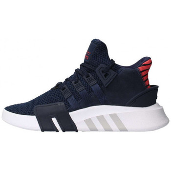 Chaussures Garçon Baskets basses adidas Originals Equipment Bask ADV Junior - Ref. CQ2361 Bleu