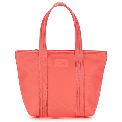 Sacs Femme Cabas / Sacs shopping Lacoste WOMEN S CLASSIC Corail