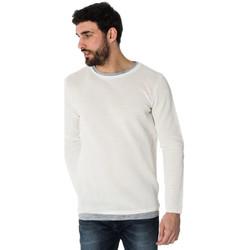 Vêtements Homme Pulls Antony Morato MMSW00779 / 1000 Blanc
