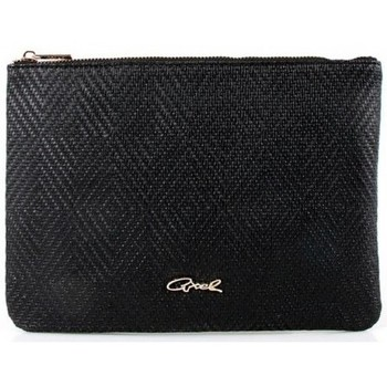Sacs Femme Sacs porté main Axel Accessories AXEL EVENING BAG BIG BLACK Noir