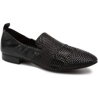Chaussures Femme Slips on What For slippers noir Noir
