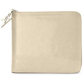 Sacs Femme Portefeuilles Paul's Boutique Porte-monnaie  Jade Block patent gold Noir