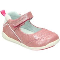 Chaussures Fille Ballerines / babies Chicco 59492 ROSE