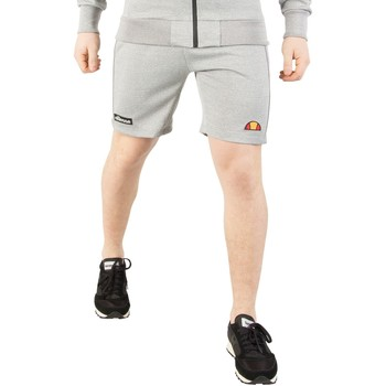 Short Ellesse Homme Short de survêtement Poly Travers, Gris