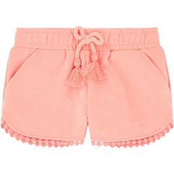 Vêtements Fille Shorts / Bermudas Princesse Ilou Short fille pêche Orange