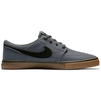 Chaussures Homme Baskets basses Nike SB Portmore II Solar Cnvs Gris