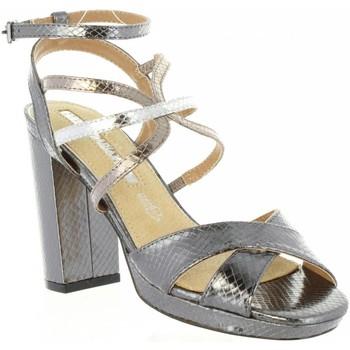 Chaussures Femme Sandales et Nu-pieds Maria Mare 66670 Gris