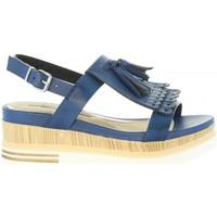 Chaussures Femme Sandales et Nu-pieds Maria Mare 66724 Azul