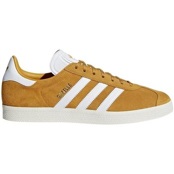 Chaussures Femme Baskets basses adidas Originals ZAPATILLAS  GAZELLE CAMEL Orange