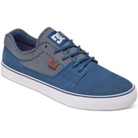 Chaussures Homme Baskets basses DC Shoes TONIK SE navy Bleu