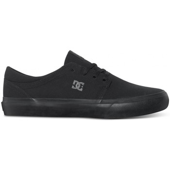 Chaussures Homme Baskets basses DC Shoes TRASE TX black black Noir
