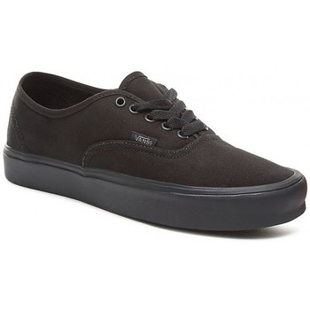 Chaussures Baskets basses Vans Chaussures  U Authentic Lite - Canvas Black / Black Noir