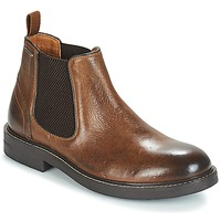 Chaussures Homme Boots Pepe jeans Hubert Marron