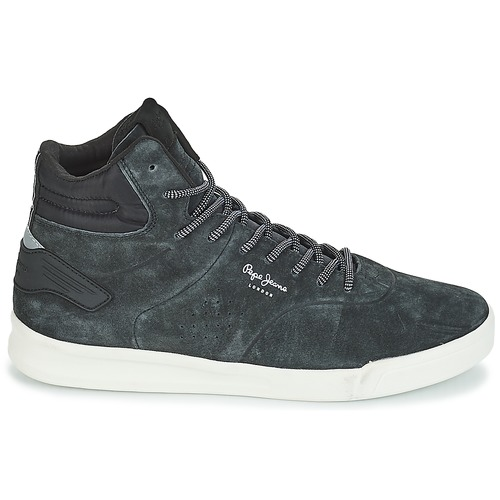Jeans Baskets Marine Pepe 01 Chaussures Homme Montantes Btn lcKJF1