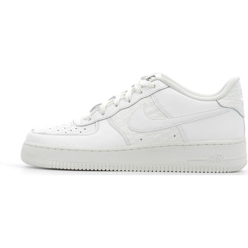 Chaussures Enfant Baskets basses Nike Air Force 1 LV8 Junior Summit White / Black