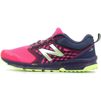 Chaussures Femme Running / trail New Balance FuelCore Nitrel V1 Grey / Pink
