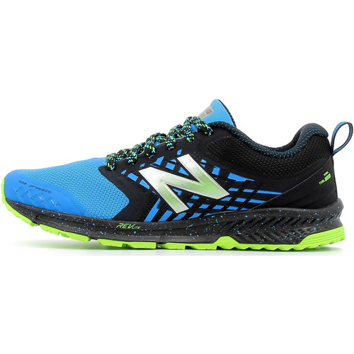 Chaussures Homme Running / trail New Balance FuelCore Nitrel V1 Black / Blue