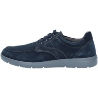 Chaussures Homme Baskets basses Geox U743QB0022 Basket Homme Navy Navy