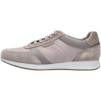 Chaussures Homme Baskets basses Geox U82H5B2211 Basket Homme Taupe Taupe