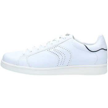 Chaussures Homme Baskets basses Geox U620LB0085 Basket Homme White / Blue White / Blue