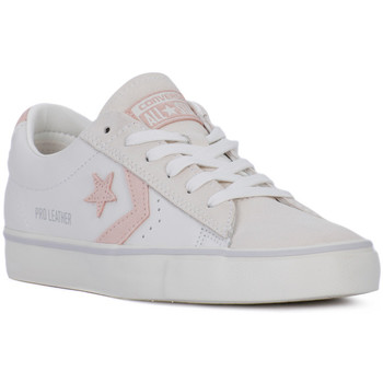 Chaussures Femme Baskets basses Converse PRO LEATHER VULC OX Bianco