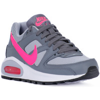 Chaussures Femme Baskets basses Nike AIR MAX COMMAND FLEX GS Grigio